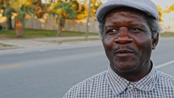 a Christian talking about his belief in God