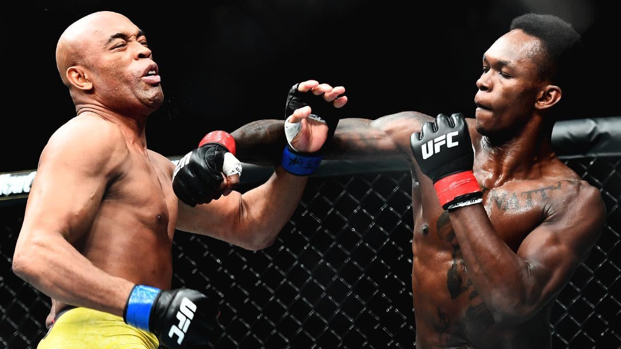video review : Israel Adesanya versus Anderson Silva at UFC 234
