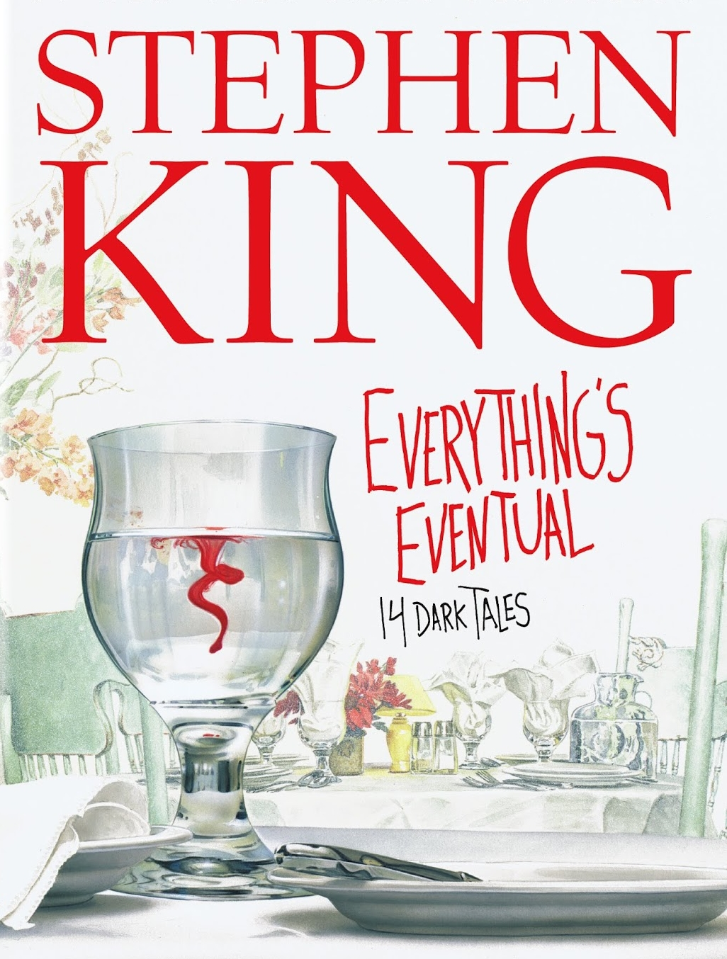 That Feeling You Can Only Say What It Is In French ( story ) ... Stephen King