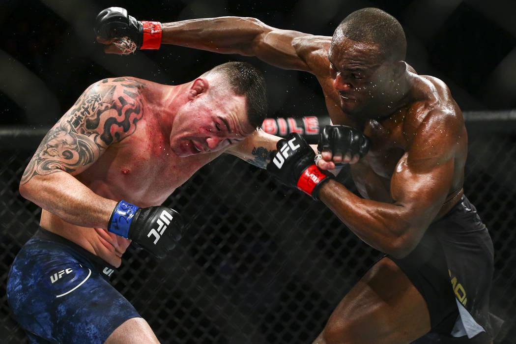video review : Kamaru Usman versus Colby Covington at UFC 245
