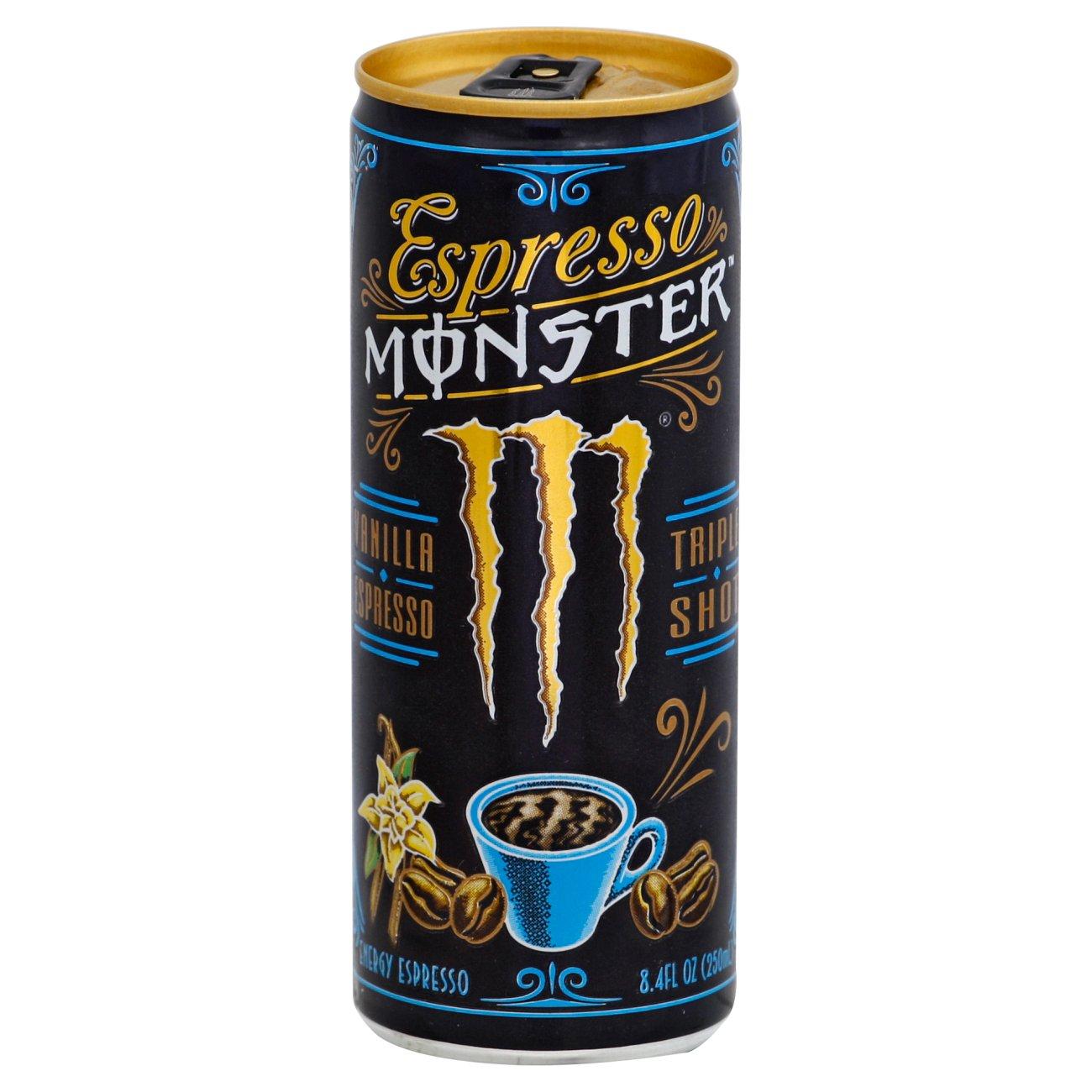 Espresso Monster : Vanilla Cream [ Triple Shot ]