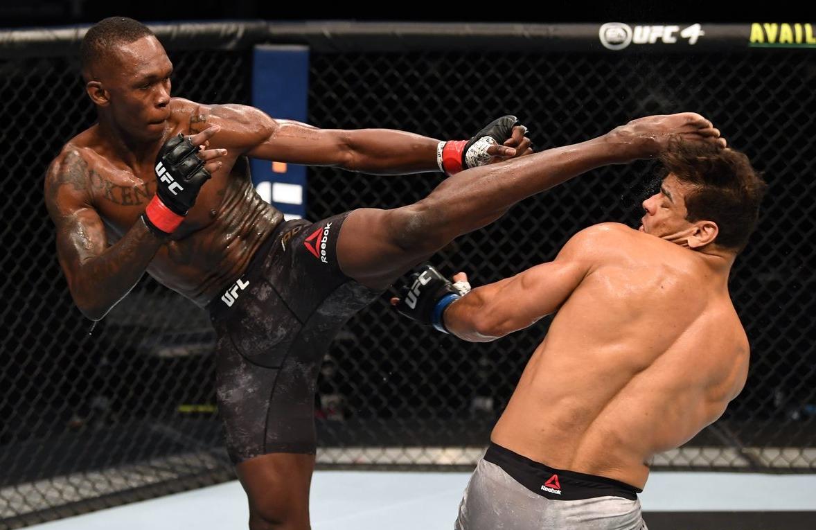 video review : Israel Adesanya versus Paulo Costa at UFC 253