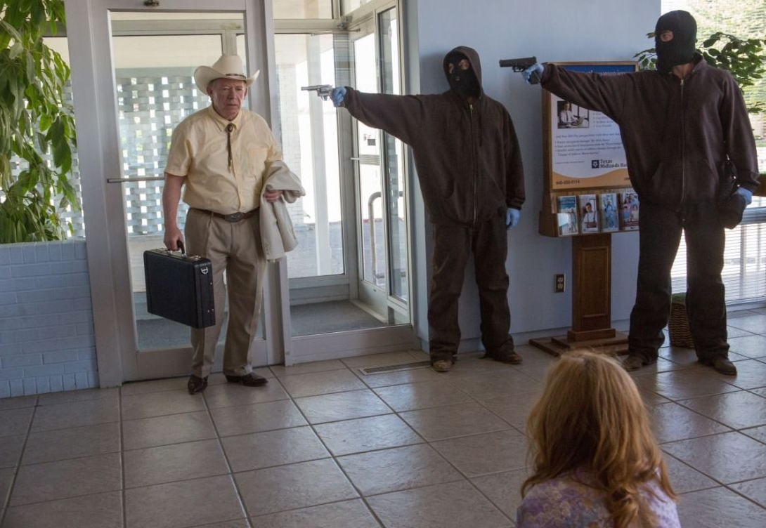 video review : Hell Or High Water